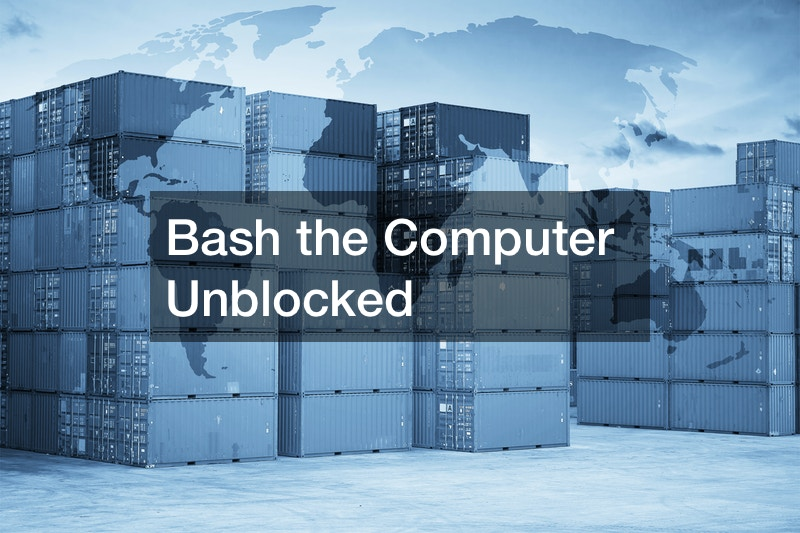 Bash the Computer Unblocked
