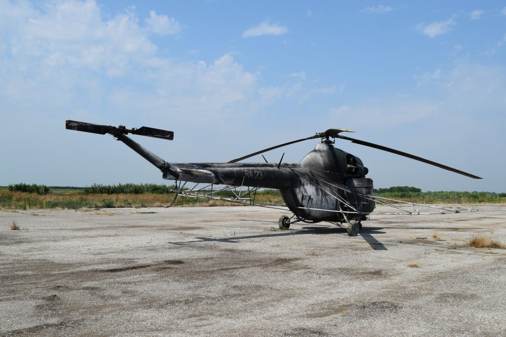 Helicopter Services Provide Help for Many Kinds of Situations