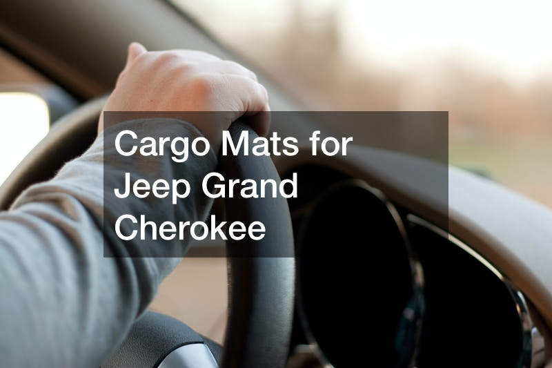 Cargo Mats for Jeep Grand Cherokee