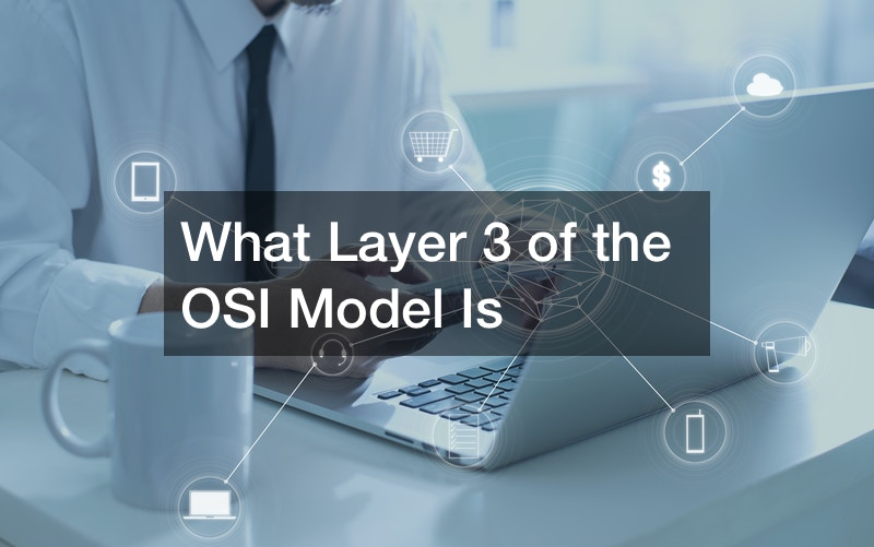 What Layer 3 of the OSI Model Is